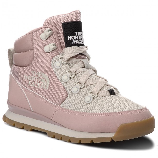 6af9fdafd1f87c Trekker Boots THE NORTH FACE - Back-To-Berkeley Redux Remtlz Mesh T93RRW8MW  Misty Rose/Vintage White - Trekker boots - High boots and others - Women's  shoes ...