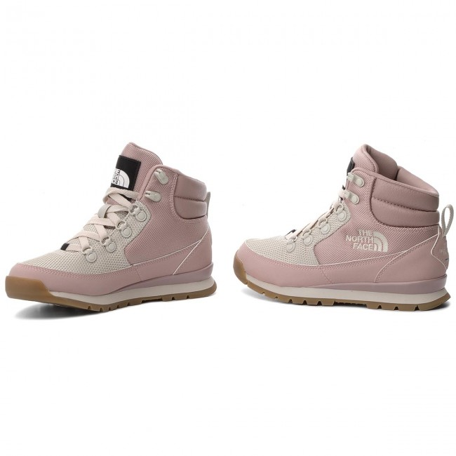 Details about The North Face Women's Back to Berkeley Redux Remtlz Mesh Rose Pink