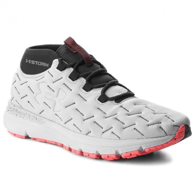 huge discount a5aae 1acd9 Shoes UNDER ARMOUR - Ua Charged Reactor Run 1298534-101 Ocg/Blk/Ocg
