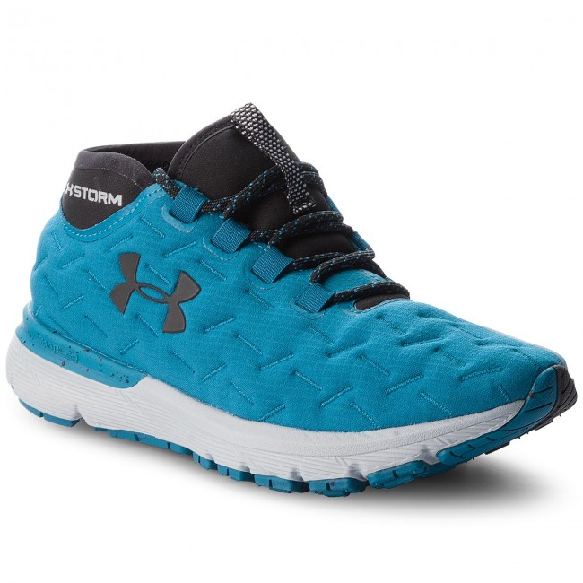 watch b5e69 8a97d Shoes UNDER ARMOUR - Ua W Charged Reactor Run 1298682-300 Byu/Ocg/Blk