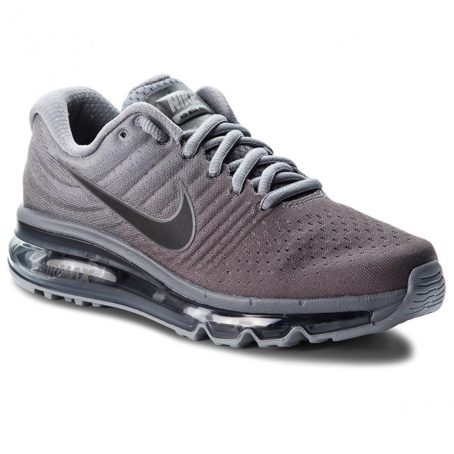 Shoes NIKE Air Max 2017 (GS) 851622 005 Cool GreyAnthraciteDark Grey