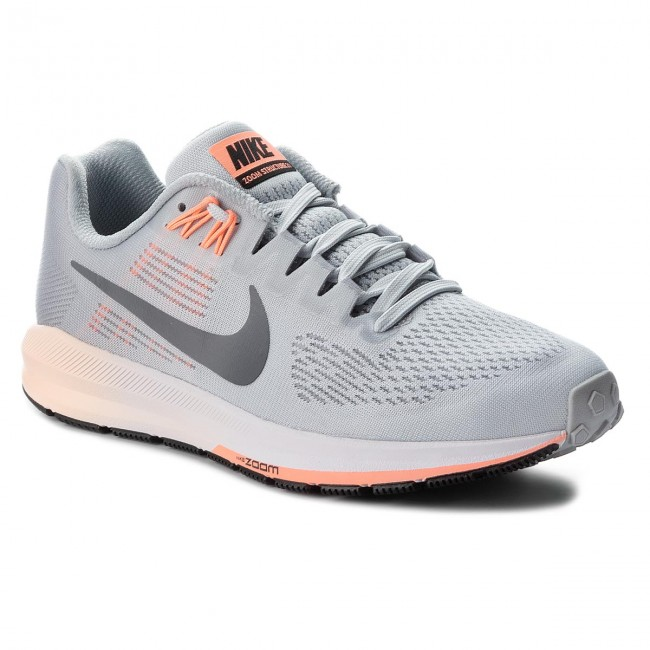 promo code d610f 24b33 Shoes NIKE - Air Zoom Structure 21 904701 008 Wolf Grey/Dark Grey