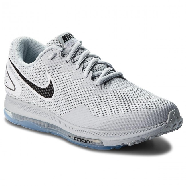 Shoes NIKE Zoom All Out Low 2 AJ0035 010 Pure PlatinumBlackWhite