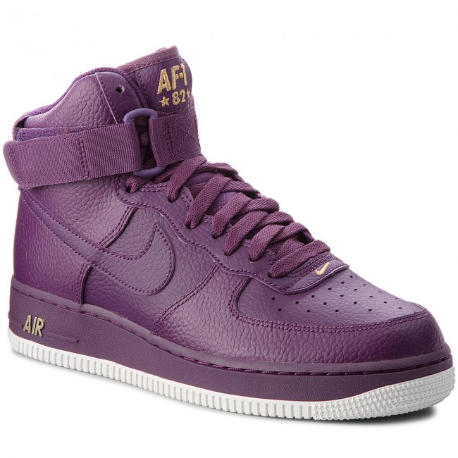 sale retailer 2018 shoes outlet for sale Shoes NIKE - Air Force 1 High '07 315121 500 Night Purple/Night Purple
