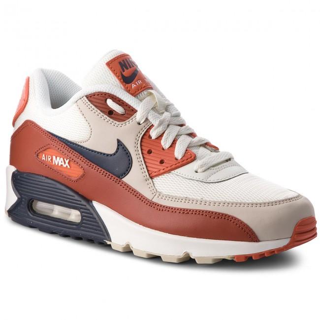 Shoes NIKE Air Max 90 Essential AJ1285 600 Mars StoneObsidian