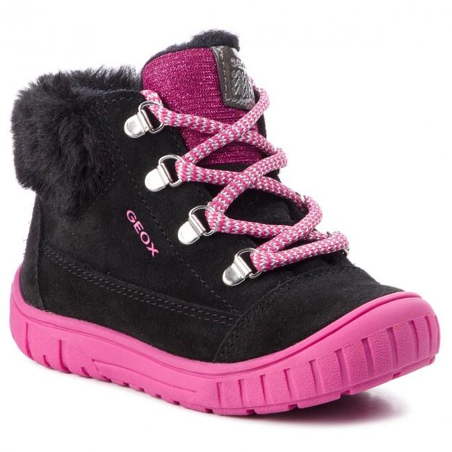 Boots GEOX B Omar G. Wpf A B842LA 00022 C9999 S Black