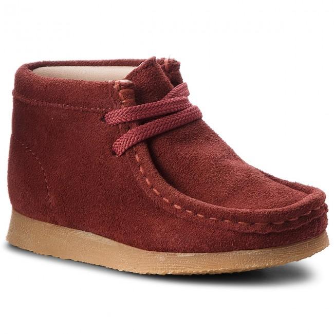 Boots CLARKS - Wallabee Bt.. 261350327