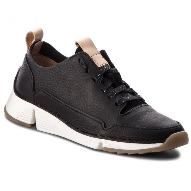 Sneakers CLARKS Tri Spark. 261353844 Black Nubuck