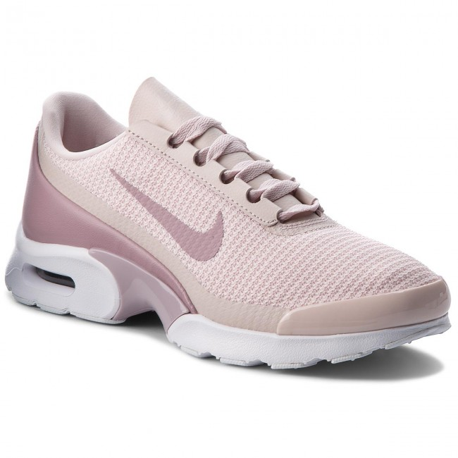 Air Max Jewell Sneakers In Pastel Pink Leather