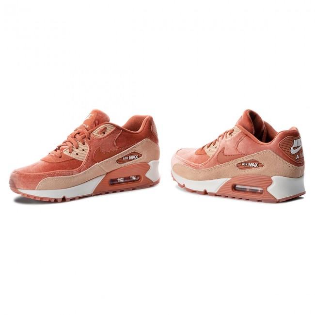 Shoes NIKE Air Max 90 Lx 898512 201 Dusty PeachDusty Peach