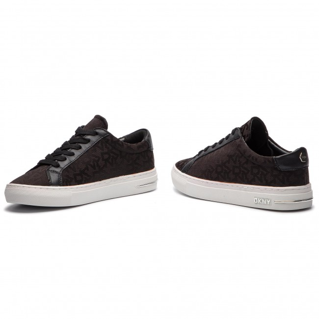 best wholesaler cheap price sports shoes Sneakers DKNY - Court K2047881 Black - Sneakers - Low shoes ...