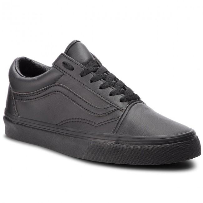 Classic Tumble) Blk Mono - Sneakers