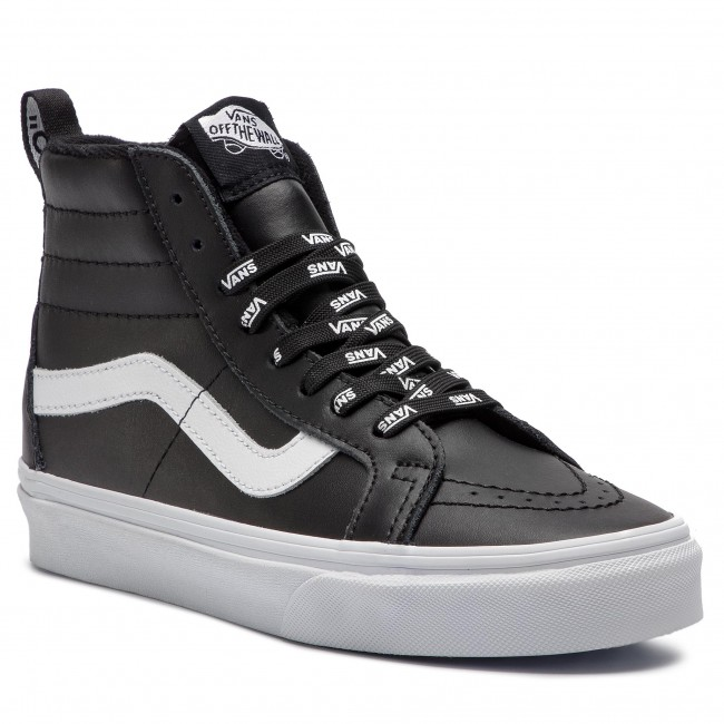 70083c61f Sneakers VANS - Sk8-Hi Reissue VN0A2XSBUKM1 (Otw Webbing) Black - Sneakers  - Low shoes - Women's shoes - efootwear.eu
