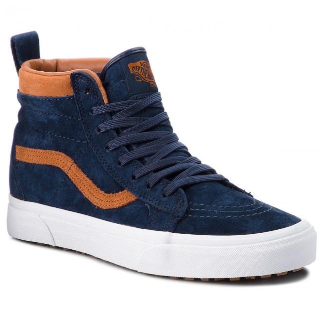 Sneakers VANS Sk8 Hi Mte VN0A33TXUCB (Mte) SuedeDress Blues