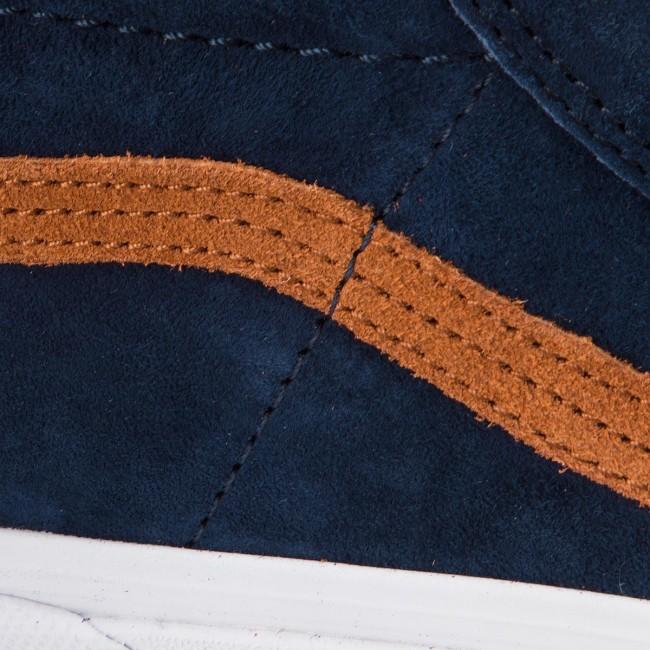 Sneakers VANS Sk8 Hi Mte VN0A33TXUCB (Mte) SuedeDress Blues
