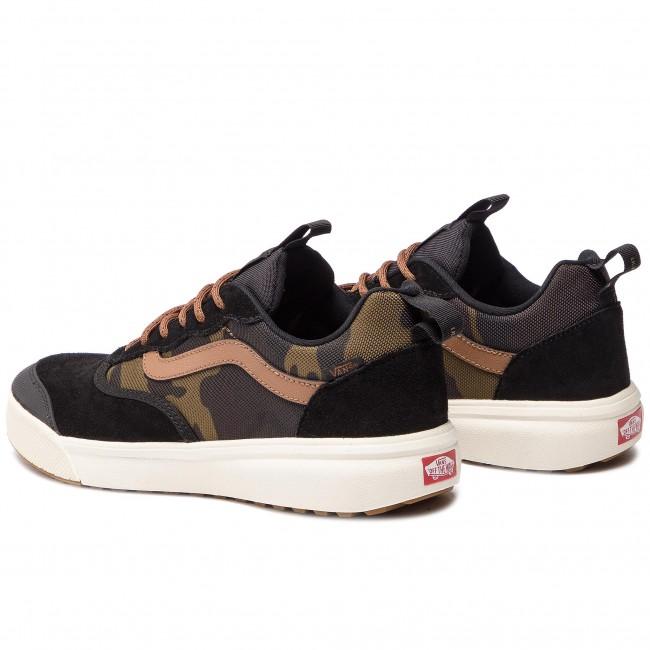 Discount Men Shoes | Vans UltraRange Shoes BlackDachshund