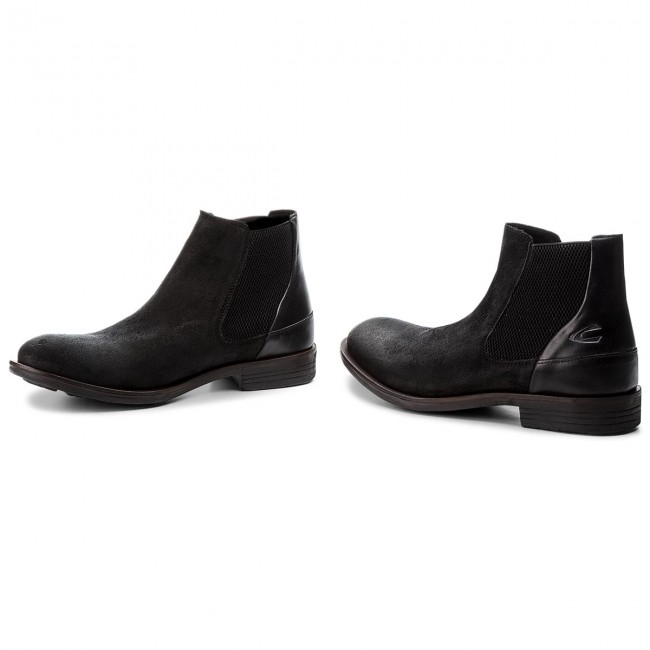 Ankle Boots CAMEL ACTIVE Check 499.13.04 Black