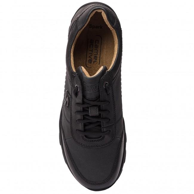 Shoes CAMEL ACTIVE - Spark 528.12.01 Black - Casual - Low shoes - Men's shoes