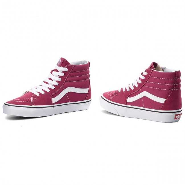 VANS Old Skool Dry Rose & True White Womens Shoes (With