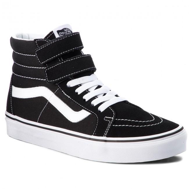 Sneakers VANS SK8 Hi Reissue V VN0A3MV66BT BlackTrue White