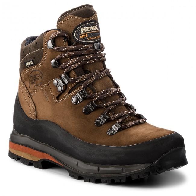 Trekker Boots MEINDL Vakuum Lady Gtx GORE TEX 2843 Braun 10