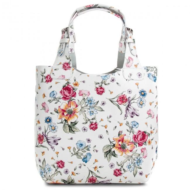 Handbag CREOLE - RBI117 Kwiatowy