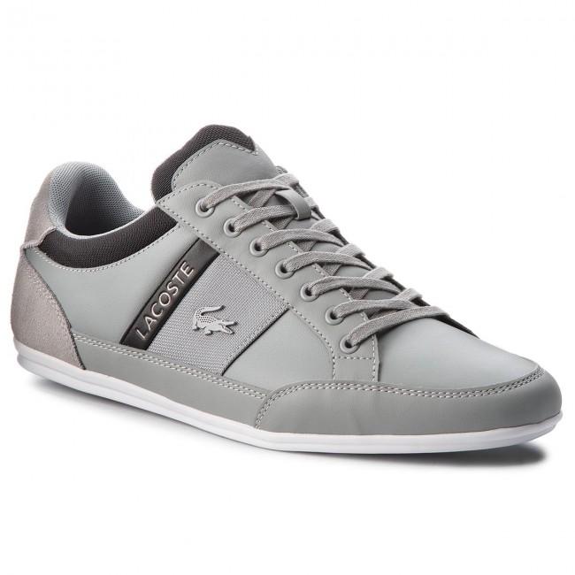 Sneakers Lacoste Chaymon 318 3 Us Cam 7 36cam0011276 Gry Blk Sneakers Low Shoes Men S Shoes Efootwear Eu