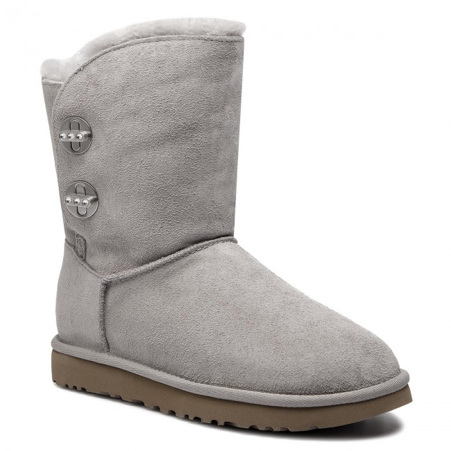 1b09a9043aa Shoes UGG - W Short Turnlock Bling 1095703 W/Sel