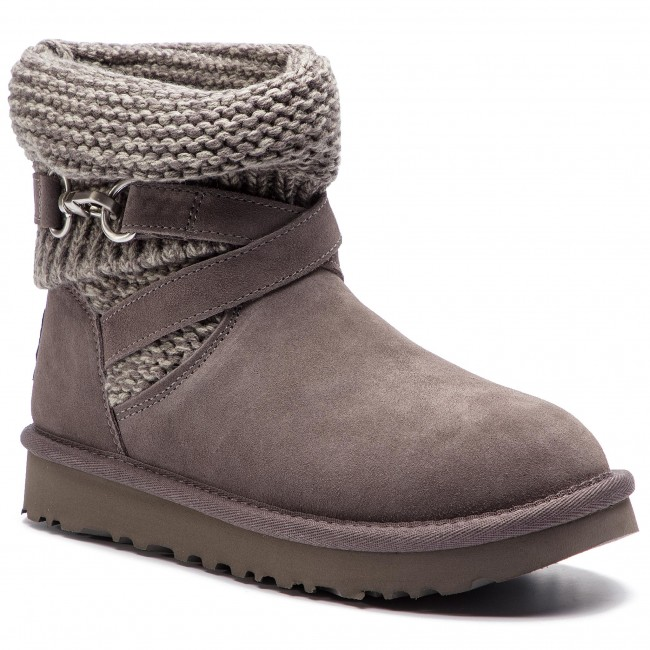 Shoes UGG - W Purl Strap Boot 1098080 W