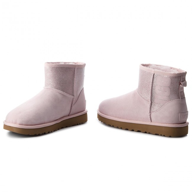 cd53ba4131c Shoes UGG - W Classic Mini Ugg Sparkle 1098452 W/Slpn