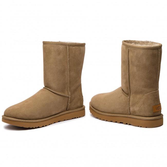 e31d5efcabc Shoes UGG - W Classic Short II 1016223 W/Alp