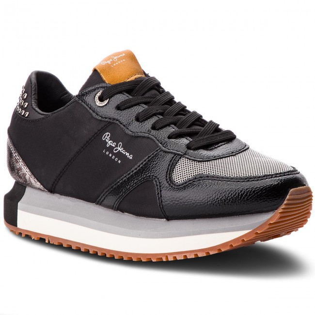 Sneakers PEPE JEANS - Zion Studs