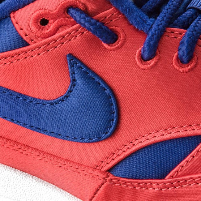 AO1021 600 Nike Air Max 1 SE University RedDeep Royal Blue
