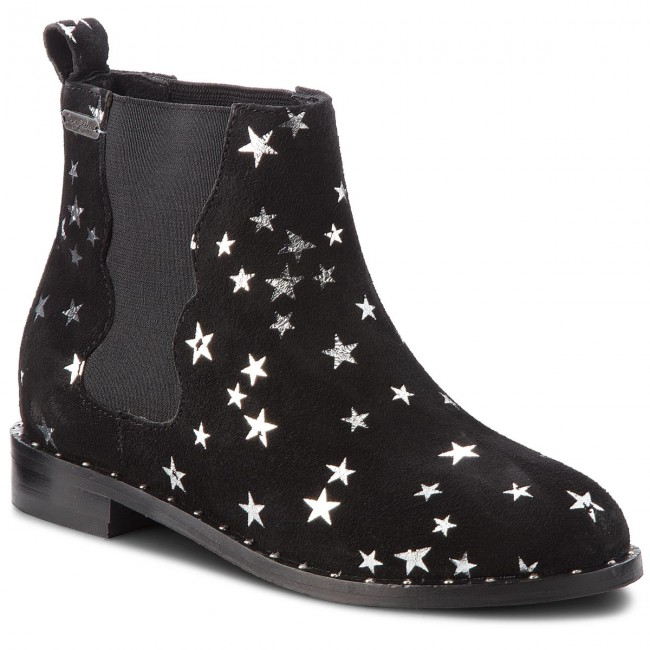 Boots PEPE JEANS - Mika Chelsea PGS50121 Black 999