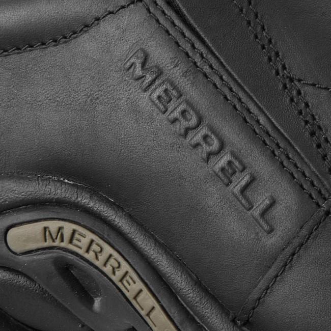 merrell jungle moc leather midnight