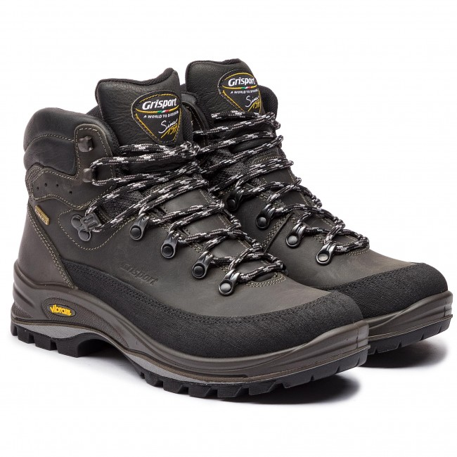 Trekker Boots GRISPORT - 12801D8G Grigio Dakar - Trekker boots - High boots and others - Men's shoes