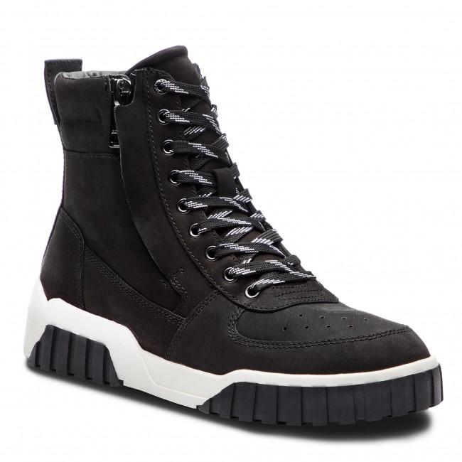 0778ac35 Sneakers DIESEL - S-Rua Mc Y01825 PR289 T8013 Black - Sneakers - Low ...