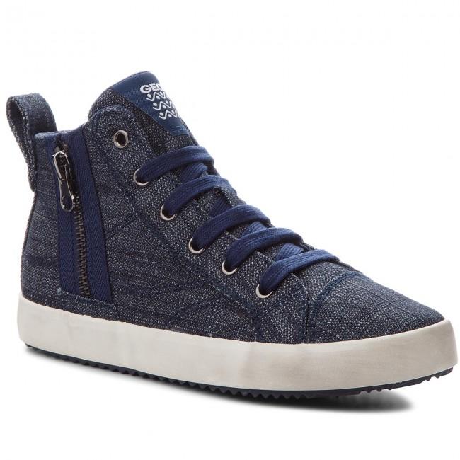 Boots GEOX - J Alonisso B. B J722CB 00013 C4001 S Jeans
