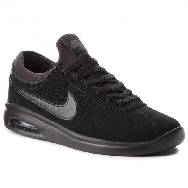 Shoes NIKE Sb Air Max Bruin Vapor 882097 003 BlackBlackAnthracite