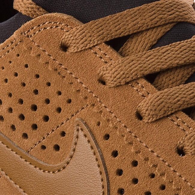 Profecía minusválido Discrepancia  Shoes NIKE - Sb Air Max Bruin Vapor 882097 201 Lt British Tan/Black/Black -  Sneakers - Low shoes - Men's shoes | efootwear.eu