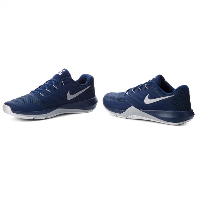 Un fiel correr demostración  Shoes NIKE - Lunar Prime Iron II 908969 402 Blue Void/Wolf Grey/White -  Fitness - Sports shoes - Men's shoes | efootwear.eu