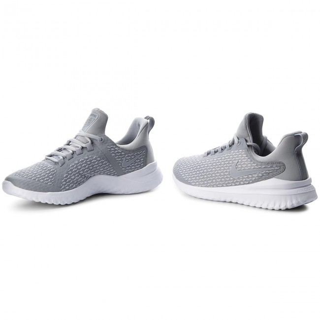 Shoes NIKE Renew Rival AA7411 006 StealthBlancGris Loup