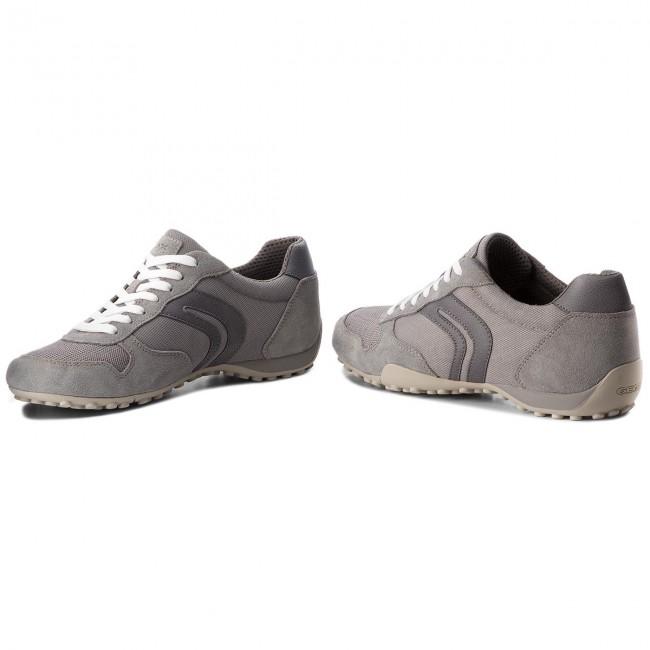 Sneakers GEOX U Snake C U7207C 01422 C4416 IceGrey