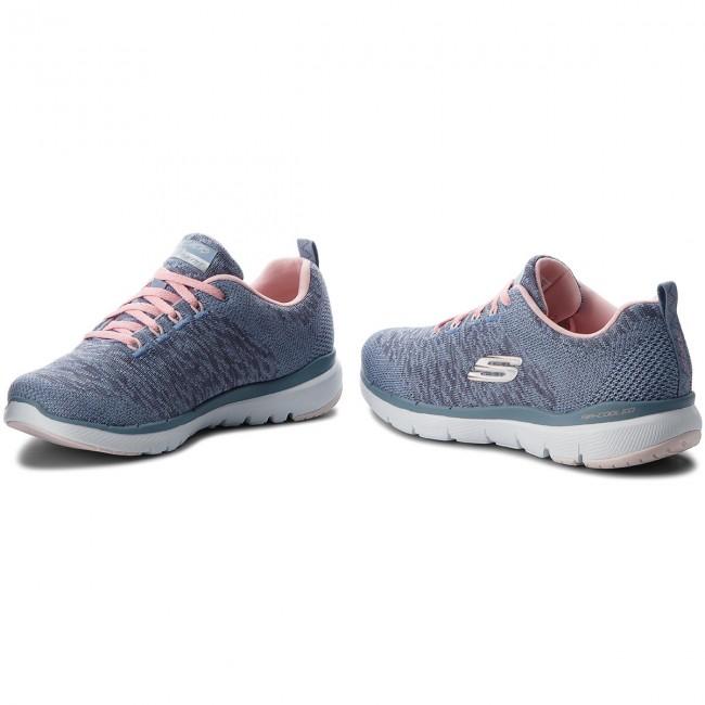 Shoes SKECHERS Flex Appeal 3.0 13062SLTP SlatePink