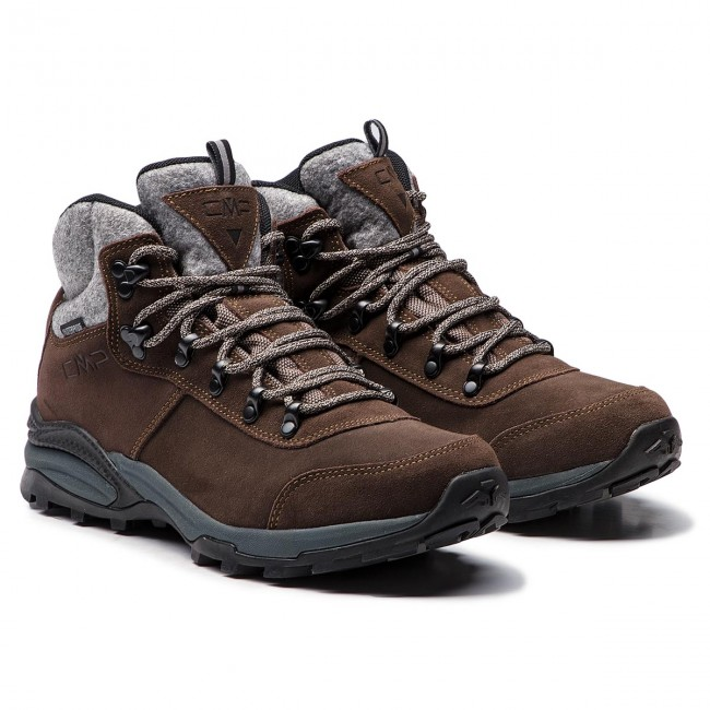 Trekker Boots CMP - Turais Trekking Shoes Wp 2.0 38Q4587  Q925  - Trekker boots - High boots and others - Men's shoes