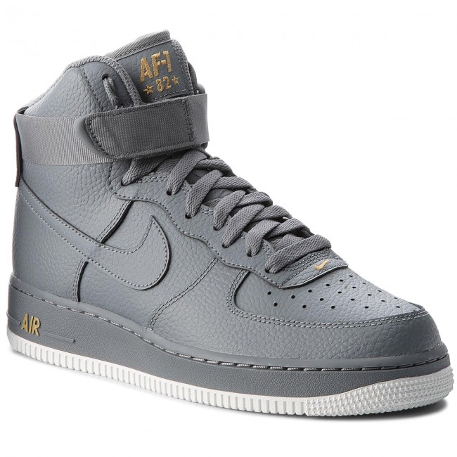 Shoes NIKE Air Force 1 High '07 315121 049 Gris FraisGris Frais