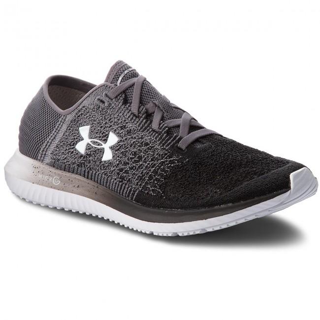 la mejor moda buscar el más nuevo precio inmejorable Shoes UNDER ARMOUR - Ua Threadborne Blur 3000008-001 Blk - Indoor ...