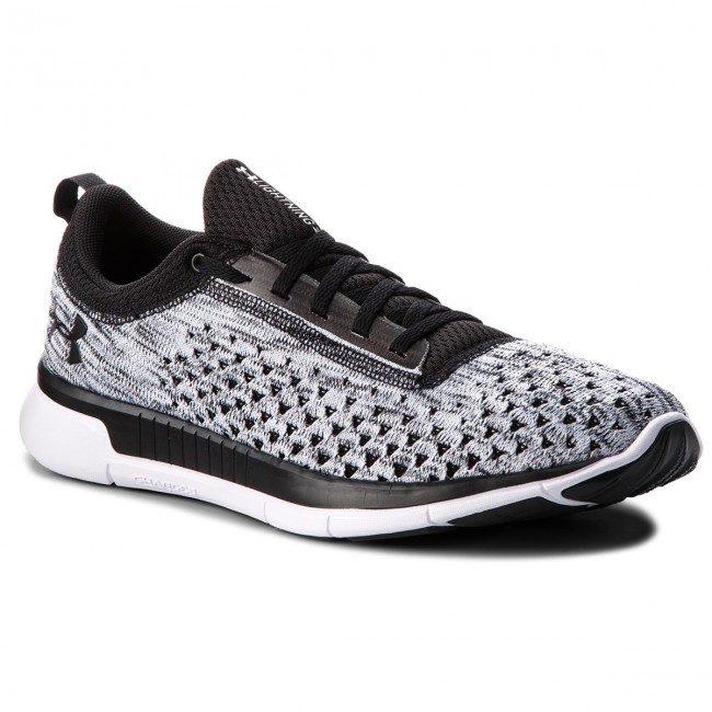 Alienación Endurecer Cantina  Shoes UNDER ARMOUR - Ua Lightning 2 3000013-001 Blk/Wht/Blk - Indoor -  Running shoes - Sports shoes - Men's shoes | efootwear.eu
