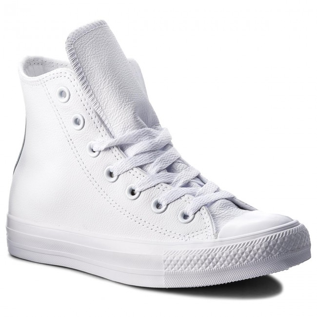 Sneakers CONVERSE Ct AS Lthr Hi 1T406 White Monochrome