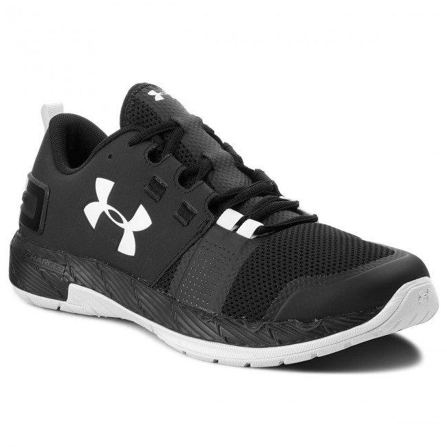 Under Armour Commit TR X NM Mens Running Cross Training Fitness Shoes Grey